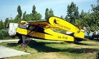 HA-PXB - PZL-Okecie PZL-101A Gawron [52066] Budapest-Csepel 16/06/1996