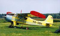HA-SBH - PZL-Okecie PZL-101A Gawron [107234] Balaton-Fenyves~HA 22/06/1996
