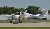 N42DA @ KOSH - Airventure 2013
