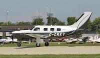 G-GREY @ KOSH - Airventure 2013