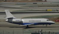 N72PS @ KLAX - Taxiing to parking at LAX