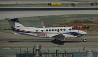 N506MV @ KLAX - Taxiing to parking at LAX