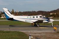 N121CF @ LOWS - Cessna - by Loetsch Andreas