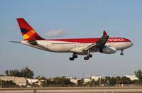 N974AV @ MIA - Avianca A330-200