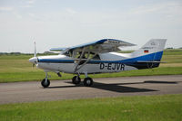 D-EJVR @ EDBM - Maule at Magdenburg airport - by Jack Poelstra