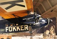 N4204 - Fokker F-VII at Henry Ford Museum Dearborn MI - by Florida Metal