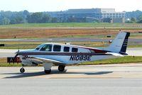 N1089E @ KPDK - Beech A36 Bonanza 36 [E-3030] Atlanta-Dekalb Peachtree~N 21/04/2010 - by Ray Barber