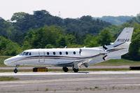 N112AB @ KPDK - Cessna Citation Excel [560-5361] Atlanta-Dekalb Peachtree~N 21/04/2010
