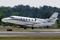 N112AB @ KPDK - Cessna Citation Excel [560-5361] Atlanta-Dekalb Peachtree~N 21/04/2010.