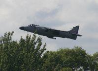 N94422 @ YIP - Sea Harrier F/A.2