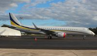 PT-TOE @ ORL - Embraer Lineage 1000