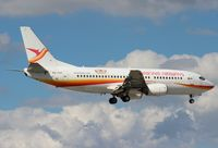 PZ-TCO @ MIA - Surinam Airways 737-300