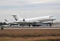 VH-VGX @ ORL - Global Express from Australia