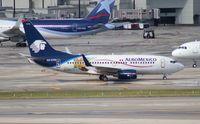 XA-CTG @ MIA - Aeromexico 737-700