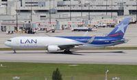 CC-CZZ @ MIA - Lan Chile Cargo 767-300