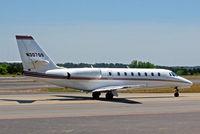 N307QS @ KPDK - Cessna Citation Sovereign [680-0130] (NetJets) Atlanta-Dekalb Peachtree~N 18/04/2010