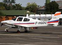 F-HGDU photo, click to enlarge