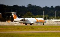 C-FEJA @ KATL - Takeoff Atlanta - by Ronald Barker