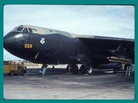 55-0059 - Dyess AFB was last Station,   AMARC  1983 - by Eric Geyer