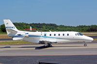 N555WZ @ KPDK - Cessna Citation Excel [560-5366] Atlanta-Dekalb Peachtree~N 18/04/2010