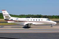 N627QS @ KPDK - Cessna Citation Excel [560-5227] (NetJets) Atlanta-Dekalb Peachtree~N 18/04/2010