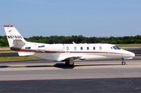 N676QS @ KPDK - Cessna Citation Excel [560-5176] (NetJets) Atlanta-Dekalb Peachtree~N 18/04/2010