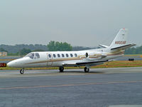 N802AB @ KPDK - Cessna Citation V [560-0217] Atlanta-Dekalb Peachtree~N 20/04/2010
