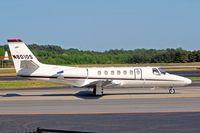 N801QS @ KPDK - Cessna Citation Encore [560-0601] (NetJets) Atlanta-Dekalb Peachtree~N 18/04/2010