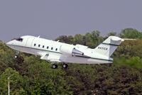 N431CB @ KPDK - Canadair CL.601-3R Challenger [5164] Atlanta-Dekalb Peachtree~N 21/04/2010