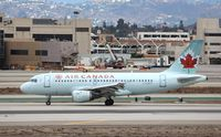 C-GAPY @ KLAX - Airbus A319 - by Mark Pasqualino