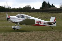G-BFEH @ EGHP - Ex: F-BITG > G-BFEH Originally and currently in private hands since October 1977