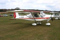 G-FROM @ EGHP - Originally with, Fly Buy Ultralights Ltd in September 2003 and currently with, Thames Valley Airsports Ltd in April 2004
