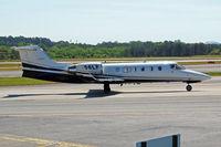 N56LF @ KPDK - Learjet 31A [31A-056] Atlanta-Dekalb Peachtree~N 18/04/2010