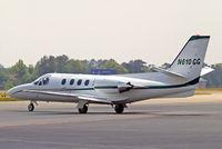 N610GG @ KPDK - Cessna Citation I SP [501-0170] Atlanta-Dekalb Peachtree~N 21/04/2010