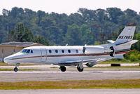 N576QS @ KPDK - Cessna Citation Excel S [560-5708] (NetJets) Atlanta-Dekalb Peachtree~N 21/04/2010