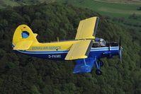D-FKME @ INFLIGHT - Donau Air Service An2
