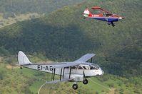 EI-ABI @ INFLIGHT - DH84 Dragon Rapide