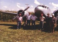 N75609 - Carner  Family at Carner RLA - Rozetta, IL - by Eunice Carner
