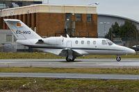 EC-HVQ @ EGGW - 2001 Cessna 525 Citation CJ1, c/n: 525-0436 - by Terry Fletcher