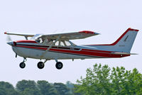N6344F @ KPDK - Cessna 172N Skyhawk [172-73197] Atlanta-Dekalb Peachtree~N 18/04/2010