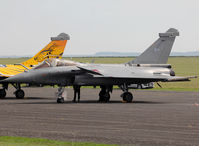 106 @ LFBG - Participant of the Cognac AFB Spotter Day 2013... Re-coded as 113-HG - by Shunn311