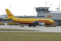 D-AEAR @ EGNX - DHL  Airbus A300 at East Midlands