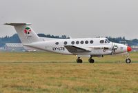 LY-LTE @ EGHH - Taxiing to depart - by John Coates