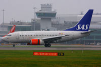 LN-RRX @ EGCC - SAS Scandinavian Airlines - by Chris Hall