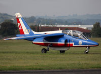 E163 @ LFBG - Participant of the Cognac AFB Spotter Day 2013 - by Shunn311