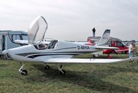 D-MHIA @ EDMT - Jihlavan Airplanes KP-2 Skyleader 200 [5125-11-1663-5883] Tannheim~D 23/08/2013 - by Ray Barber