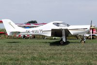 OK-KUU 75 @ EDMT - Aerospool WT-9 Dynamic [DY292/2009] Tannheim~D 23/08/2013