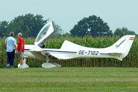 OE-7102 @ EEDM - Aerospool WT-9 Dynamic [DY061/2004] Tannheim~D 24/08/2013