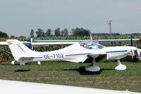 OE-7102 @ EDMT - Aerospool WT-9 Dynamic [DY061/2004] Tannheim~D 23/08/2013
