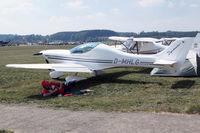 D-MHLG @ EDMT - Aerospool WT-9 Dynamic [DY416/2011] Tannheim~D 23/08/2013 - by Ray Barber